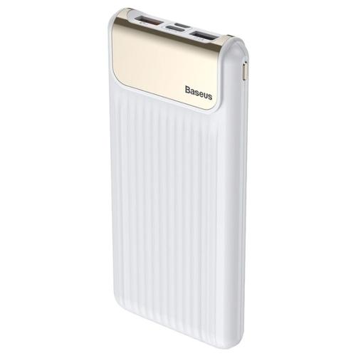 Аккумулятор Baseus Thin Digital 10000 mAh Power Bank QC 3.0