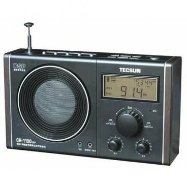 Радиоприемник Tecsun CR-1100DSP