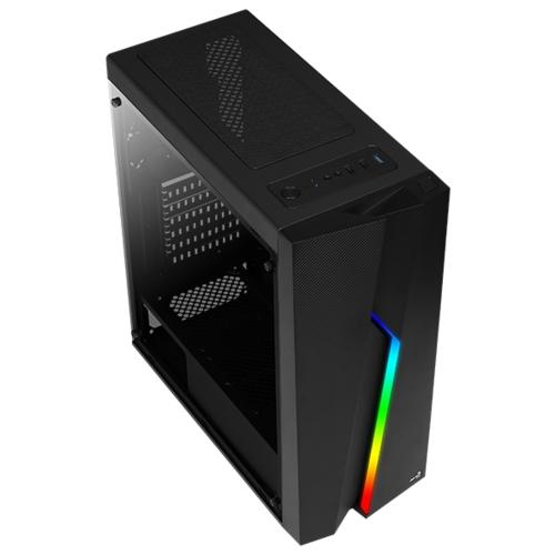 Компьютерный корпус AeroCool Bolt Black