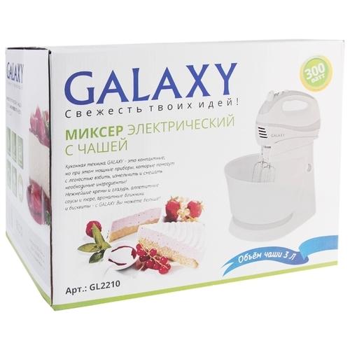 Миксер Galaxy GL2210