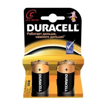 Батарейка Duracell Basic C/LR14