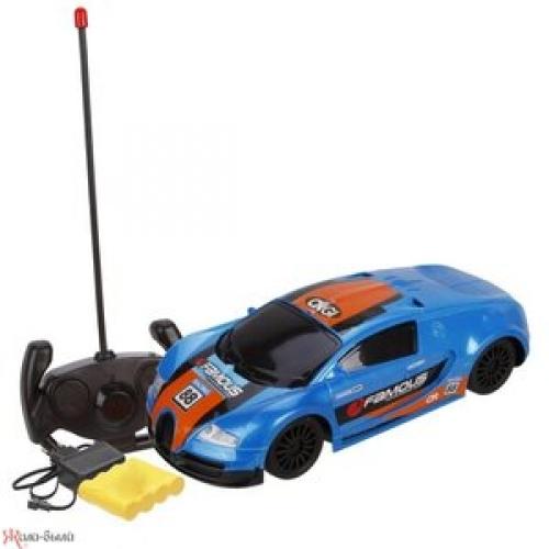 Машинка Наша игрушка Чемпион 1:14