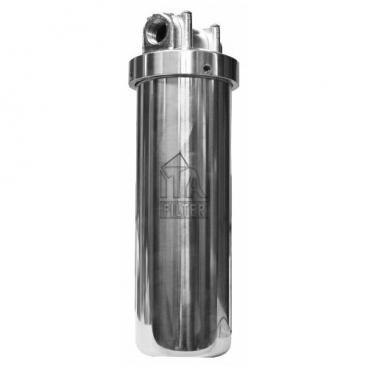 Фильтр магистральный ITA Filter STEEL BRAVO для холодной и горячей воды