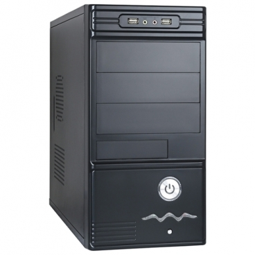 Компьютерный корпус ExeGate MA-368X 500W Black