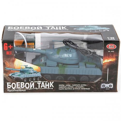 Танк Play Smart 9670