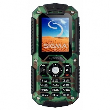 Телефон Sigma mobile X-treme IT67