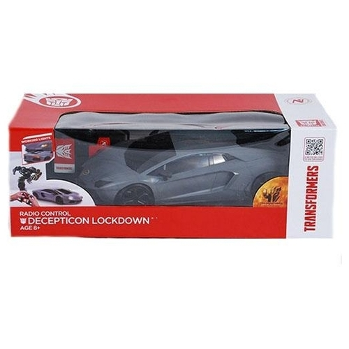 Легковой автомобиль Властелин небес TF 4 Lockdown (920002) 1:16