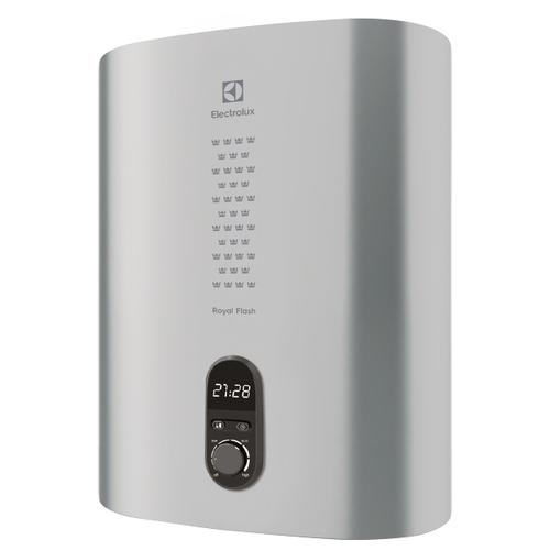 Накопительный электрический водонагреватель Electrolux EWH 30 Royal Flash Silver