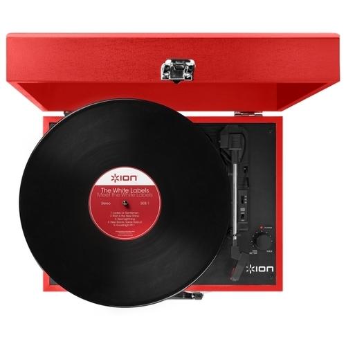 Виниловый проигрыватель Ion Vinyl Transport