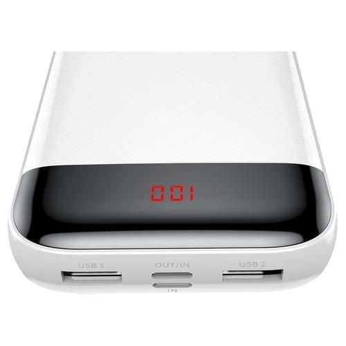 Аккумулятор Baseus Mini Cu digital display power bank 20000 mAh
