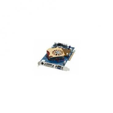 Видеокарта GIGABYTE GeForce 6600 GT 500Mhz AGP 128Mb 900Mhz 128 bit DVI TV YPrPb