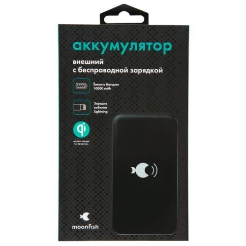 Аккумулятор Moonfish Wireless Mobile Power Bank 10000mAh