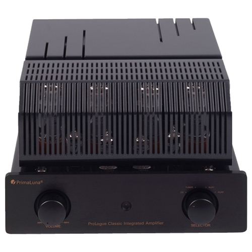 Интегральный усилитель PrimaLuna ProLogue Classic Integrated Amplifier (EL34)