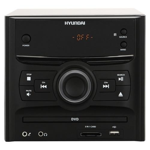 Музыкальный центр Hyundai H-MS260