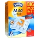 Swirl Пылесборники M40
