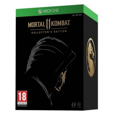 Mortal Kombat 11. Kollector's Edition