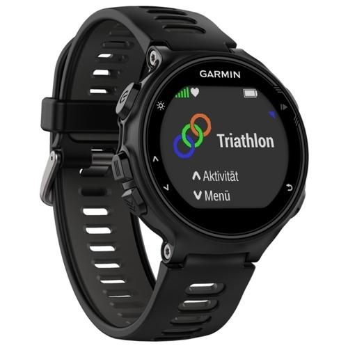 Часы Garmin Forerunner 735XT HRM-Tri-Swim