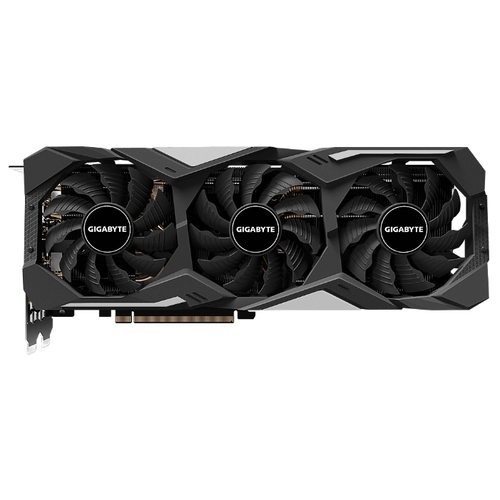 Видеокарта GIGABYTE GeForce RTX 2080 SUPER 1830MHz PCI-E 3.0 8192MB 15500MHz 256 bit HDMI 3xDisplayPort HDCP WINDFORCE OC