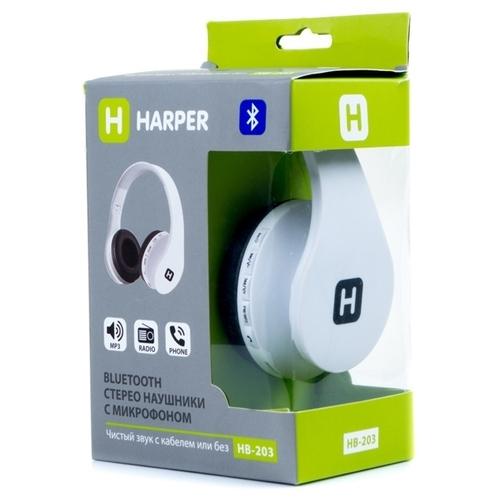 Наушники HARPER HB-203