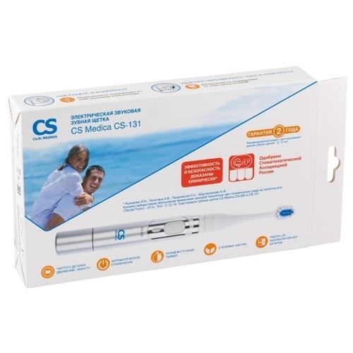 Электрическая зубная щетка CS Medica CS-131