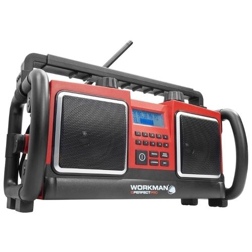 Радиоприемник PerfectPro WorkMan