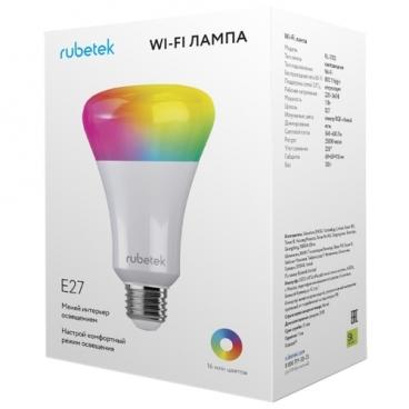 Лампа светодиодная Rubetek RL-3103, E27, 7Вт
