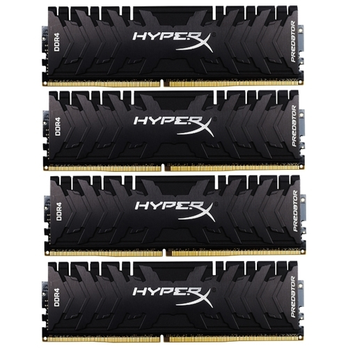 Оперативная память 4 ГБ 4 шт. HyperX HX432C16PB3K4/16