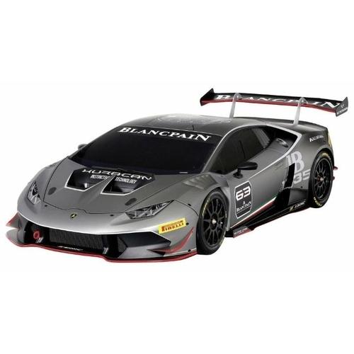 Легковой автомобиль Maisto Lamborghini Huracan LP610-2 Super Trofeo (81181) 1:24 20 см