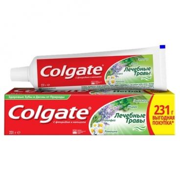 Зубная паста Colgate Лечебные травы