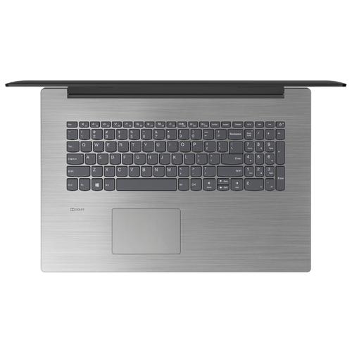 "Ноутбук Lenovo Ideapad 330-17IKB (Intel Pentium 4415U 2300 MHz/17.3""/1600x900/4GB/500GB HDD/DVD нет/Intel HD Graphics 610/Wi-Fi/Bluetooth/DOS)"