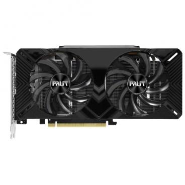 Видеокарта Palit GeForce GTX 1660 1530MHz PCI-E 3.0 6144MB 8000MHz 192 bit DVI HDMI HDCP Dual OC