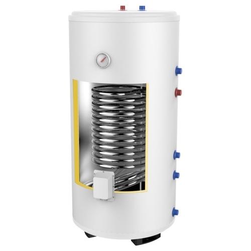 Накопительный косвенный водонагреватель Termica AMET 200 INOX