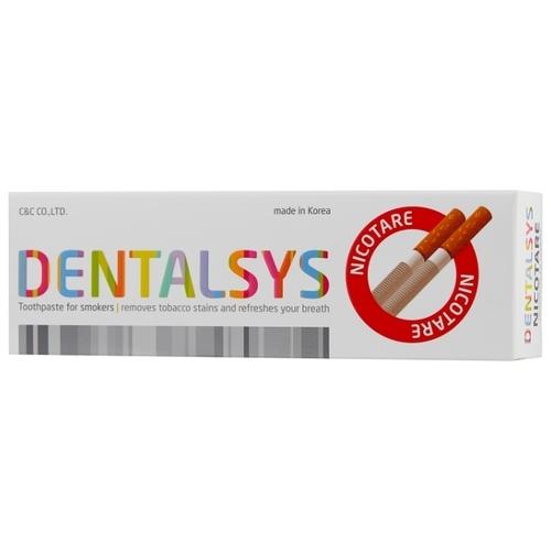 Зубная паста Dental Clinic 2080 Dentalsys Nicotare для курящих, перечная мята