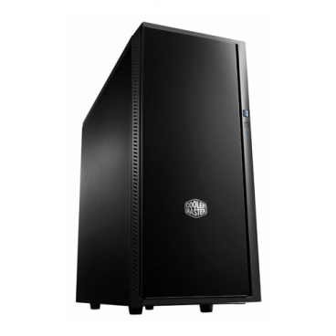 Компьютерный корпус Cooler Master Silencio 452 w/o PSU Black