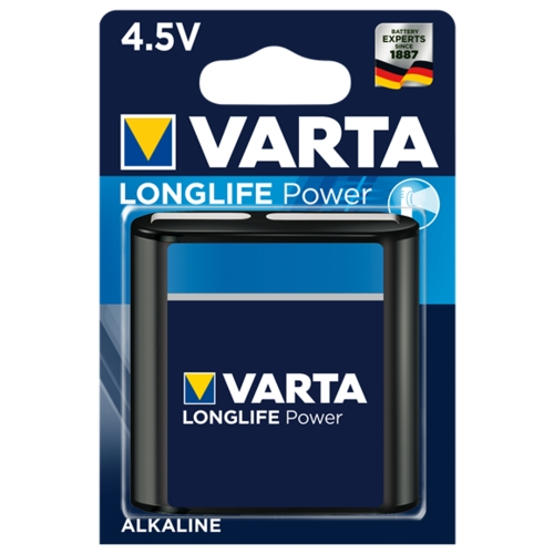 Батарейка VARTA LONGLIFE Power 3LR12