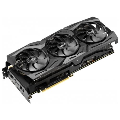 Видеокарта ASUS GeForce RTX 2080 Ti 1350MHz PCI-E 3.0 11264MB 14000MHz 352 bit 2xHDMI HDCP Strix Gaming Advanced