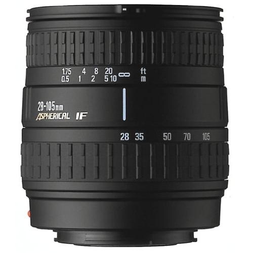 Объектив Sigma AF 28-105mm f/3.8-5.6 UC-III ASPHERICAL IF Canon EF