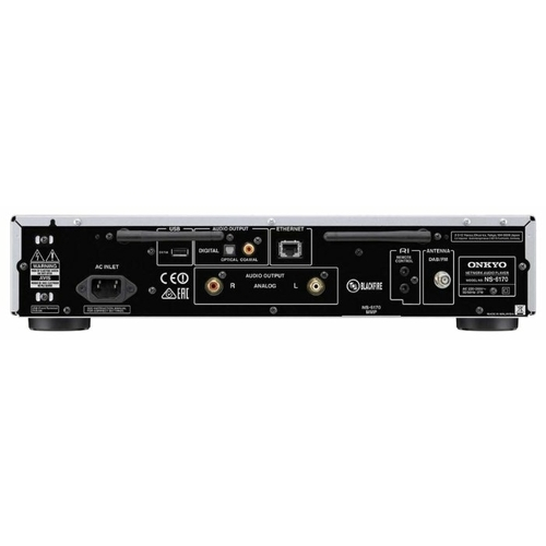 Сетевой аудиоплеер Onkyo NS-6170