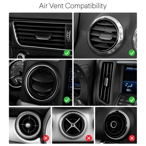 Держатель Kenu Airframe Plus Car Kit Deluxe