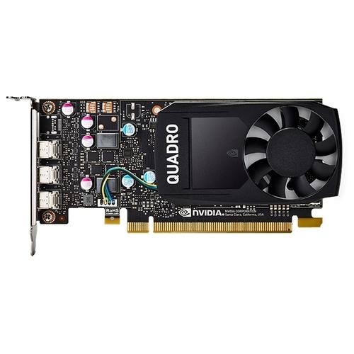 Видеокарта PNY Quadro P400 PCI-E 3.0 2048Mb 64 bit HDCP (VCQP400-PB)