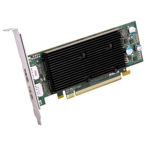 Видеокарта Matrox M9128 PCI-E 1024Mb 64 bit Low Profile