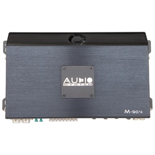 Автомобильный усилитель Audio System M 90.4