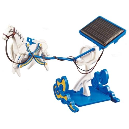 Электромеханический конструктор ND Play На солнечной энергии 265613 Пламенный Пегас 3 в 1