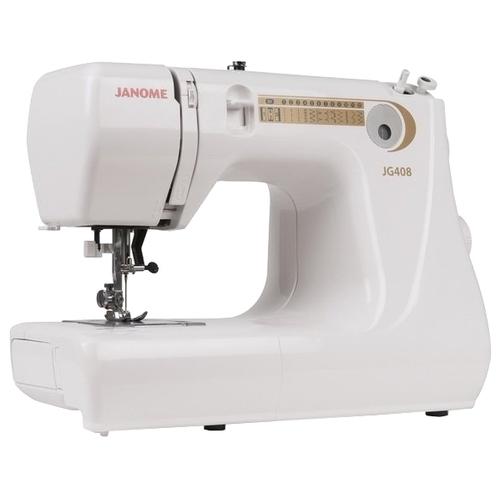 Швейная машина Janome JG 408