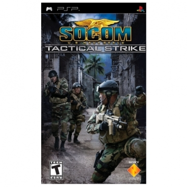 SOCOM U.S. Navy SEALs: Tactical Strike