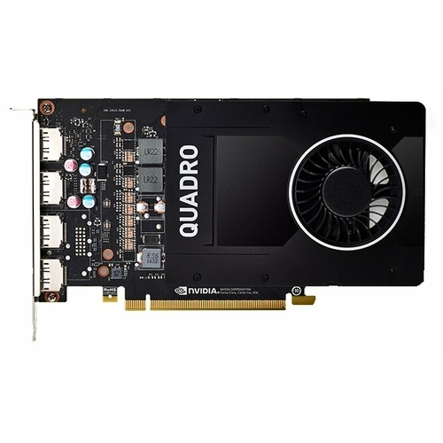 Видеокарта HP Quadro P2000 PCI-E 3.0 5120Mb 160 bit HDCP