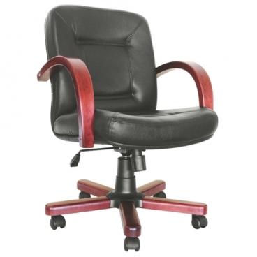 Компьютерное кресло Мирэй Групп Сенатор экстра короткий для руководителя