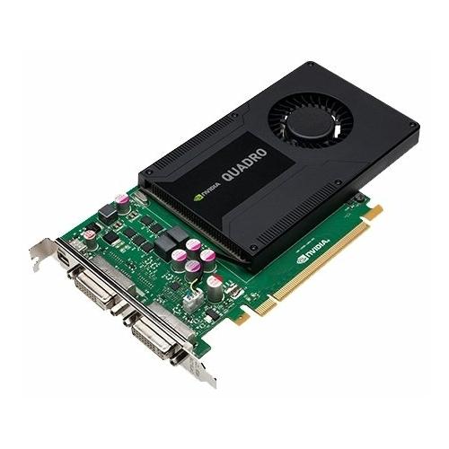 Видеокарта PNY Quadro K2000D PCI-E 2.0 2048Mb 128 bit 2xDVI