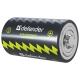 Батарейка Defender алкалиновая D LR20
