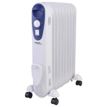 Масляный радиатор Scarlett SC 21.2009 S/SB